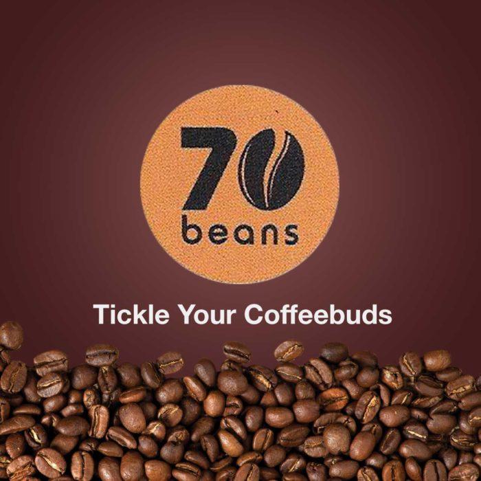 70 Beans Vouchers
